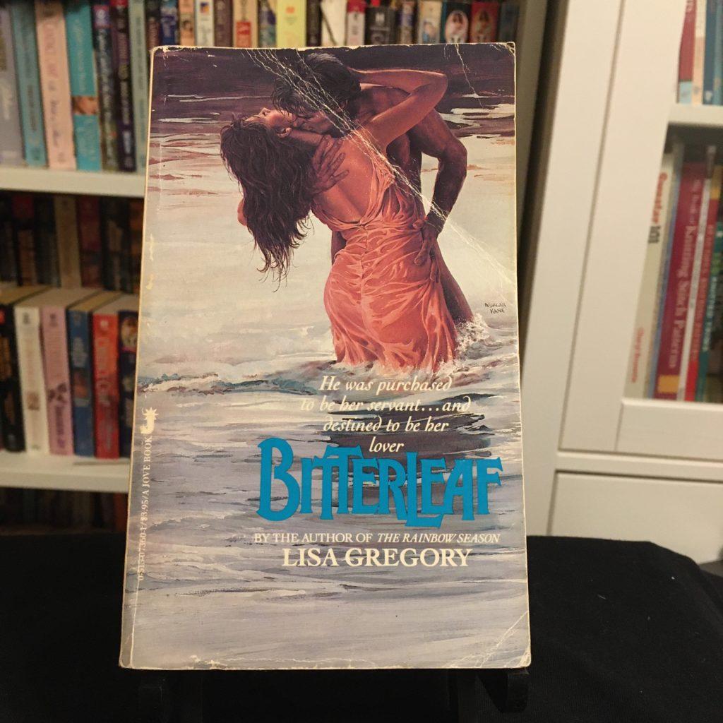 "Cover of ""Bitterleaf"""